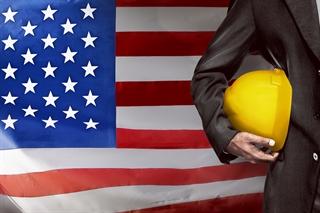 American Flag, Construction