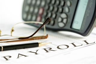Payroll document